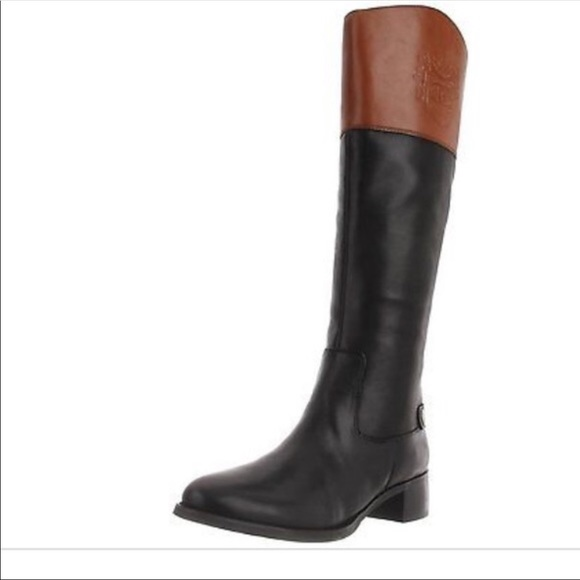 best fresh styles san francisco Etienne aigner riding boots black and brown